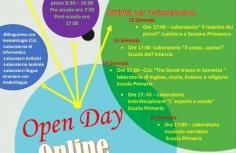 Open Day online